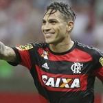 Paolo Guerrero juega y Flamengo retorna a las victorias