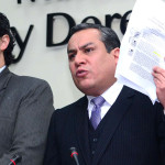 Gustavo Adrianzén renuncia al Ministerio de Justicia