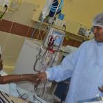 Bolivia: Promulgan ley para pagar tratamiento a hemofílicos sin seguro