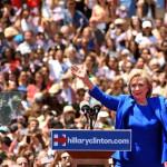 Hillary Clinton retoma preferencias de votantes del Partido Demócrata