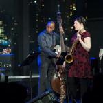 Sexteto de Jazz Afroperuano de Gabriel Alegría en concierto