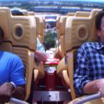 Jimmy Fallon con su propio juego en el Parque Universal Orlando