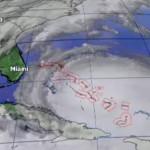 EEUU: huracán Joaquín sigue rumbo hacia el noreste del Atlántico