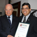 Vicepresidente de la ANP es incorporado a Cátedra Ricardo Palma El Periodista