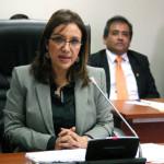 Julia Príncipe critica a ministro Gustavo Adrianzén tras destitución