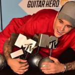 MTV Europa: Justin Bieber fue el gran ganador de la noche