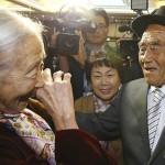 Familias de las dos Coreas se reencuentran tras 60 años