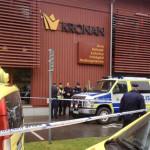 Suecia: joven con máscara de Darth Vader mata a dos personas
