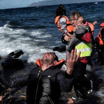 Grecia: 40 Turcos desaparecen al naufragar barcaza (VIDEO)