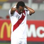 Selección peruana: Carlos Lobatón sería baja ante Paraguay