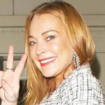 Lindsay Lohan también quiere ser presidenta de los EEUU