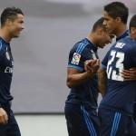 Liga española: Real Madrid líder tras vencer 3 a 1 al Celta