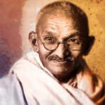 Efemérides del 2 de octubre: nace Mahatma Gandhi
