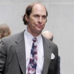 Matthew McConaughey calvo y gordo para nueva película
