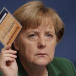 """Merkel: """"Inmigrantes económicos deben irse de la Unión Europea"""""""
