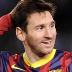 Lionel Messi se pierde el encuentro ante Athletic de Bilbao