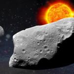 Meteorito pasó cerca de la Tierra y sigue su viaje en el espacio