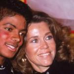 Michael Jackson y Jane Fonda nadaron desnudos
