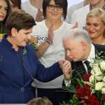 Polonia: ratifican la victoria de conservadores de Ley y Justicia