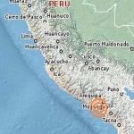 IGP: sismo de 4.1 grados Richter sacude región Moquegua