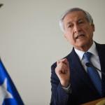 Chile: Canciller Muñoz acepta invitación de televisión boliviana