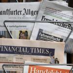 Encuesta: 44 % de alemanes desconfía de medios de comunicación
