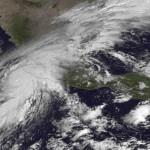 México: Súper huracán Patricia tiene un ojo de 10 kilómetros