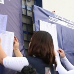 ONPE: Mesas de votación estarán ordenadas en forma alfabética
