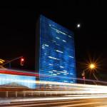 ONU: 300 monumentos iluminados de azul por 70 años de fundación