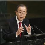 """ONU: Ban Ki-moon """"consternado"""" por ejecuciones en Arabia Saudita"""