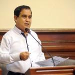Fredy Otárola: Fujimorismo dificultará aprobación de reformas