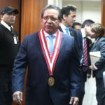 Fiscal de la Nación garantiza independencia en investigaciones