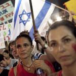Miles de israelíes claman solución política a conflicto con palestinos