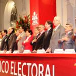 Elecciones: Partidos suscriben el miércoles Pacto Ético Electoral