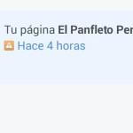 Facebook cierra fanpage de 'El Panfleto' y culpan a fujimoristas