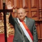 Efemérides del 16 de octubre: fallece Valentín Paniagua Curazao