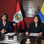 Cancilleres de Perú y Colombia preparan II Gabinete Binacional en Lima
