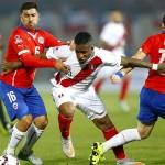 Perú vs. Chile: Gareca confía en la recuperación de Jefferson Farfán