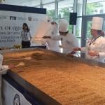 Récord Guinness: Perú prepara ensalada de quinua más grande del mundo