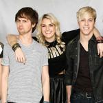 Grupo R5 con estrella de Disney Channel Ross Lynch llega a Lima