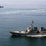 EEUU y China agravan tensiones por destructor en aguas en disputa