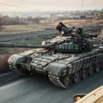 Ucrania repliega armamento de menos de 100mm de calibre