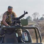 Ucrania anuncia retirada de sus tanques del frente de Lugansk
