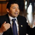 Congresista Jhon Reynaga renuncia al Partido Nacionalista