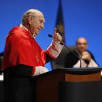 España: otorgan Doctorado Honoris Causa a expresidente J.M. Sanguinetti