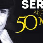 Joan Manuel Serrat cerrará gira de 100 conciertos en Lima