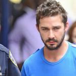Shia Labeouf es detenido por estar ebrio en la vía pública