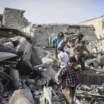 Siria: 70 Muertos en ataque contra bastión rebelde