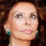 Sophia Loren no piensa jubilarse y pide igualdad de género