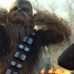 Star Wars Episodio VII: potente estreno del tráiler final